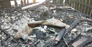 สลด! ลุงวัย 59 ปีเครียดราดน้ำมันก่อนจุดไฟเผาตัวเองดับสยองคากองเพลิง