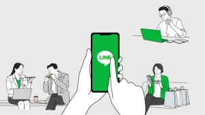 สรุปเส้นทาง LINE ตลอดปี 63 ช่วยคนไทยใช้ชีวิตในยุค New Normal