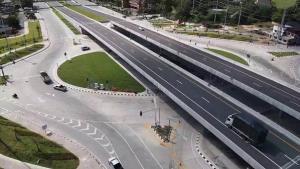 เสร็จแล้ว! สะพานข้ามแยกเวียงสระ จ.สุราษฎร์ธานี เพิ่มความปลอดภัยลดปัญหาจุดตัด