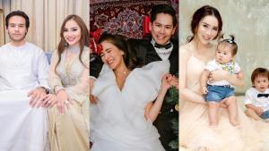 2020 ปีแห่งความรักอบอวล เซเลบแห่แต่งงาน มีลูก สร้างครอบครัวแสนสุข