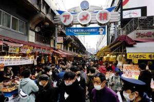 โตเกียวใกล้วิกฤต ผู้ว่าวอนประกาศภาวะฉุกเฉินสกัดโควิด