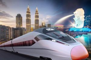 """""""สิงคโปร์-มาเลย์"""" ระงับโครงการรถไฟความเร็วสูงข้ามประเทศ หลังเจรจายืดเยื้อ"""