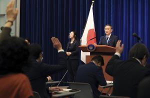 นายกฯ ญี่ปุ่นเล็งประกาศภาวะฉุกเฉินในโตเกียว ขณะเกาหลีใต้ขยายข้อห้ามชุมนุมเกิน 4 คนไปทั่วประเทศพร้อมยกระดับมาตรการเว้นระยะห่างที่เมืองหลวง