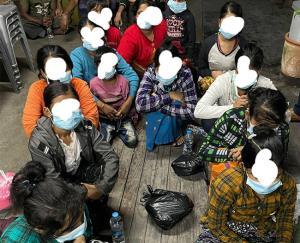 ดอนเมืองผวา! โรฮิงญา 18 คน ซุกท้ายตลาด รอส่งลงใต้ ตม.จับตรวจเจอติดโควิด 7 ราย แฉจ่ายส่วยหัวละ 6 พัน