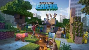 """ไม่รอด! ปิดบริการ """"Minecraft Earth"""" เกมคล้ายโปเกมอนโก"""