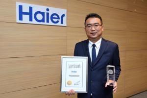 ไฮเออร์ (ประเทศไทย) คว้าสุดยอดรางวัลแบรนด์แห่งปี จากเวที Superbrands Thailand 2020