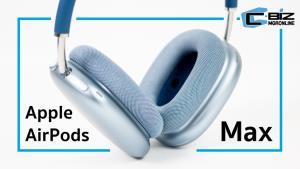 Review : Apple AirPods Max หูฟังครอบหูเน้นใช้ง่าย ปรับเสียงอัตโนมัติ