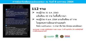 """หมอดีใจ! คนไทยโหลด """"หมอชนะ"""" วันเดียวเพิ่มเกือบ 2 ล้าน ลงทะเบียน 1 ล้านกว่าคน"""