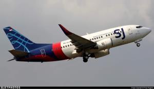 """ด่วน! เครื่องบิน """"ศรีวิจายา แอร์"""" ของอินโดฯ หายไปจากจอเรดาร์ พร้อมผู้โดยสาร-ลูกเรือกว่า 50 คน"""