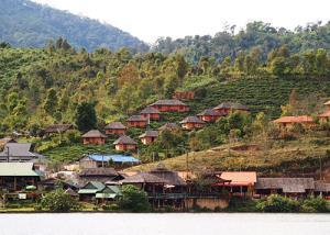 """""""บ้านรักไทย"""" ปิดรับนักท่องเที่ยว 18 ม.ค.-8 ก.พ.64 ป้องกันโควิด-19"""
