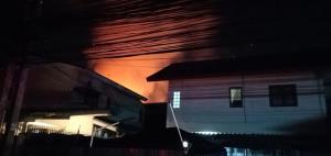 เพลิงไหม้บ้านซอยสามเสน 28 เด็ก 4 เดือนไฟคลอกดับ