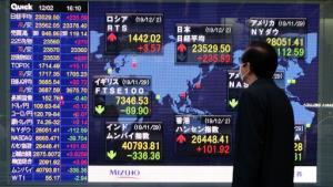 ตลาดหุ้นเอเชียปรับลบ วิตกการเมืองสหรัฐฯ ถ่วงแผนกระตุ้นเศรษฐกิจ