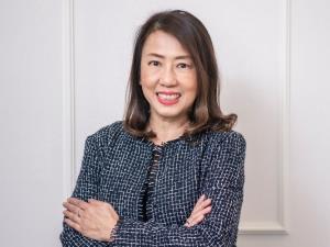 นางสาวธัญวรัตน์ ปัญญารัตน์ ผู้ช่วยกรรมการผู้จัดการ ฝ่ายการตลาดและการขาย บริษัท ศุภาลัย จำกัด (มหาชน)