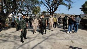 """""""ตาก"""" จ่อตั้ง รพ.สนาม พบคนไทยในบ่อนเมียวดีมีกว่า 1,400 คน หนีโควิดแจ้งขอกลับอีก 200 ราย"""