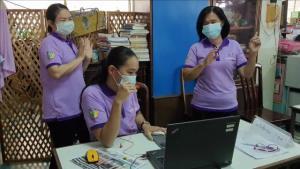 ป้องศิษย์ตัวน้อย! ครู ร.ร.ดังอุทัยธานีเปิดรายวิชาใหม่สอนเด็กสู้ภัยโควิด-19