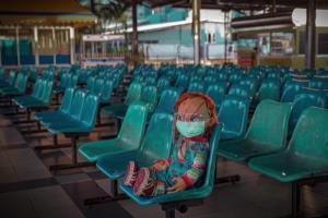 เงียบเหงา! สถานีรถไฟพัทยาเหลือผู้ใช้บริการไม่ถึง 10 คนต่อวัน