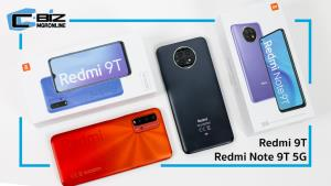Review : Redmi Note 9T / Redmi 9T สานต่อรุ่นยอดนิยมรับ 5G - แบตใหญ่