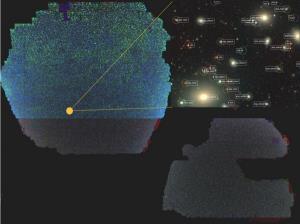 จีนจับมือต่างชาติสร้างแผนที่จักรวาลขนาดยักษ์ เตรียมไขปริศนา