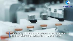 ชมคลิปโรงงานจีนผลิตวัคซีนโควิด