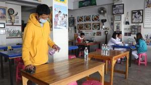 ร้านอาหารอิสลาม เมืองกรุงเก่าปรับตัวเพื่ออยู่รอดในช่วงสถานการณ์แพร่ระบาดโควิด-19