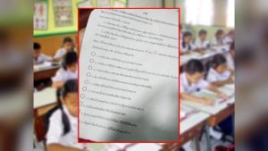 ยากเกินไปไหม? โซเชียลเผยการบ้านเด็กป.3 ถามถึงเรื่อง ภาษีทางตรง-ภาษีทางอ้อม