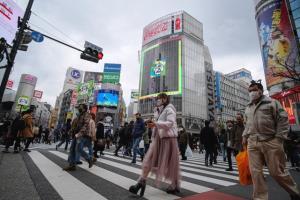 ยลโลเกชันดังญี่ปุ่น ใต้ภาวะฉุกเฉินโควิดรอบสอง (ชมภาพชุด)
