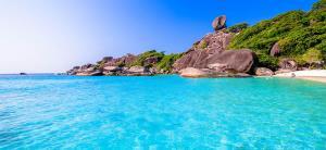 """""""สิมิลัน"""" เกาะสวรรค์แห่งทะเลไทย เที่ยววิถีใหม่ สัมผัสหาดสวยน้ำใสในแบบ New Normal"""