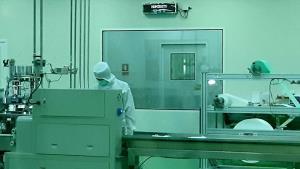 ผู้ตรวจฯ ลุย รง.ผลิตหน้ากากอนามัยซีพี เผยแจกฟรีบุคลากรแพทย์-องค์กรการกุศลกว่าพันแห่ง