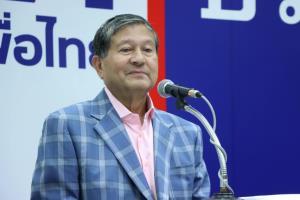 """พท.ตั้ง กก.เลือกตั้งทั่วไทย """"เหลิม"""" ฝันบริหารประเทศพรรคเดียว อัดคนออกไปไร้มารยาทการเมือง"""