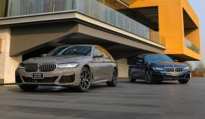 BMW ซีรีส์ 5 ใหม่ เติมออพชัน 2ทางเลือก ดีเซล-PHEV ราคาเริ่ม 2,999,000บาท