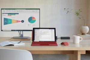 จุดต่างที่ทำให้ไมโครซอฟท์ตัดสินใจจำหน่าย Surface Pro 7+ กับลูกค้าองค์กรโดยเฉพาะ คือการเป็นครั้งแรกที่ Surface Pro 7+ จะมาพร้อมกับคุณสมบัติ Windows Enhanced Hardware Security