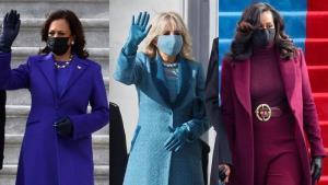 """รวมสไตล์ 5 ผู้หญิงทรงอิทธิพลในพิธีสาบานตนของ """"โจ ไบเดน"""""""