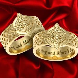 เกม Elder Scrolls Online ทำแหวนทองคู่รักขายในโลกจริง