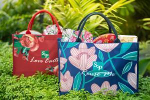 ใหม่! กระเป๋าผ้ารักษ์โลก เอส แอนด์ พี นำรายได้ส่วนหนึ่งมอบให้มูลนิธิออทิสติกไทย