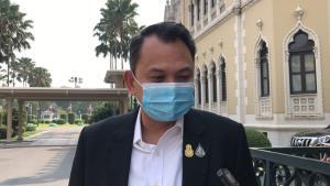 """""""ณัฏฐพล"""" ย่องเงียบขึ้นหลังตึกไทยฯ พบ """"ประยุทธ์"""" ท่ามกลางกระแสข่าวดัน """"เมีย"""" ลงชิงเก้าอี้ผู้ว่าฯ กทม."""