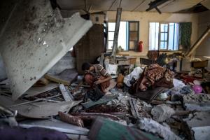 เกิดเหตุบ้านระเบิดในฉนวนกาซา เจ็บกว่า 20 ราย