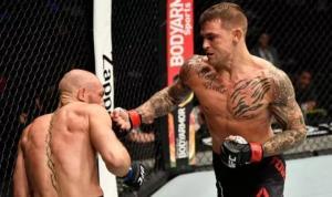"""""""แม็กเกรเกอร์"""" โดนซัดร่วงยกสอง """"พัวริเยร์"""" น็อกล้างแค้น UFC"""