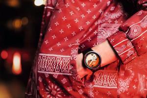 """มอบของขวัญวันตรุษจีน ด้วยนาฬิกาสุดเท่ """"OX ROCKS 2021"""""""