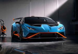 Lamborghini Huracan STO ซูเปอร์สปอร์ตคาร์ จากแชมป์สนามแข่ง DAYTONA สู่ท้องถนน