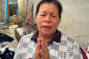 แม่พลทหารวอนขอความช่วยเหลือครอบครัวแสนลำบาก เผยทุกข์หนักหลังลูกชายถูกซ้อมจนพิการ