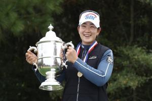 คิม อาริม จากเกาหลีใต้คว้าแชมป์เมื่อเดือนธันวาคม