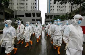 แค่ปีเศษ! ยอดติดเชื้อโควิด-19 ทั่วโลกทะลุ 100 ล้าน อาเซียนส่งสัญญาณวิกฤตหลังอินโดฯ พุ่งเกิน 1 ล้าน