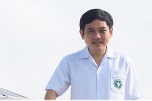 นพ.สุภัทร ฮาสุวรรณกิจ ผู้อำนวยการโรงพยาบาลจะนะ และประธานชมรมแพทย์ชนบท