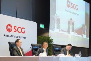 SCC ตั้งเป้ายอดขายปี 64 โต 5-10% วางงบลงทุน 6.5-7.5 หมื่นล้าน เน้นปิโตรฯ ที่เวียดนาม
