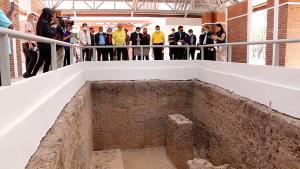 ขอนแก่นดันเมืองโบราณโนนเมืองเป็นอุทยานประวัติศาสตร์ เชื่อมเส้นทางท่องเที่ยวสู่พื้นที่ภาคเหนือ