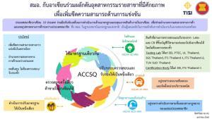 ไทยผนึก 9 ประเทศอาเซียนดัน 4 กลุ่มอุตสาหกรรมส่งออกไร้อุปสรรคทางการค้า