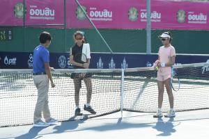 เทนนิสเรียกเด็ก 96 คน คัดทีมชาติ ลุ้นติดธงลุยศึกเอเชียหลังโควิดคลี่คลาย