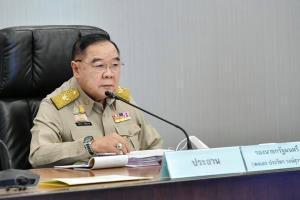 """""""ประวิตร"""" ยันรัฐประหารเมียนมาไม่กระทบไทย คิดกันไปเอง"""