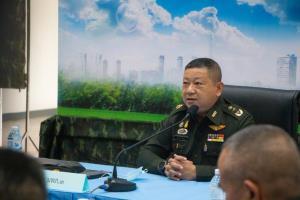 มทภ.3 สั่งเข้มชายแดนกันลักลอบ หลังพม่ารัฐประหาร เชื่อไม่ถึงขั้นทะลัก กาญจนบุรียังปกติ