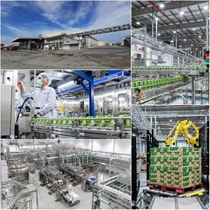 """""""เนสท์เล่"""" ชูโรงงานยูเอชทีแห่งใหม่ เป็นต้นแบบโรงงานรักษ์โลกที่สร้างความยั่งยืนตลอดห่วงโซ่ ตั้งเป้าลดใช้พลาสติกใหม่ 1 ใน 3 ภายในปี 2568"""